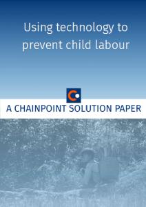 Whitepaper child labour