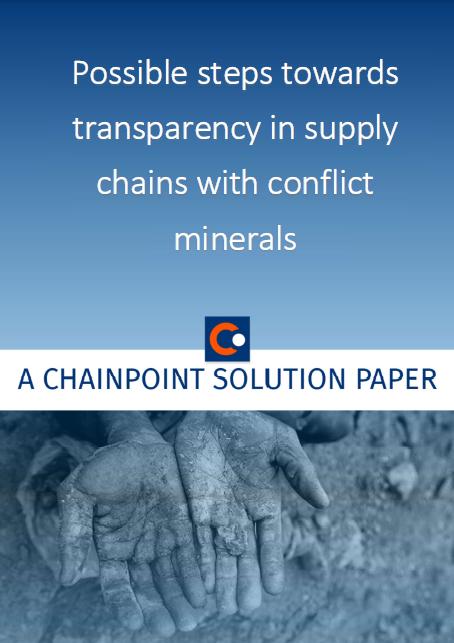Whitepaper conflict minerals